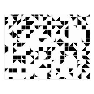 Basic Geometry Postcard