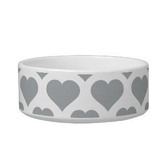 Basic Heart Paloma Pet Water Bowls
