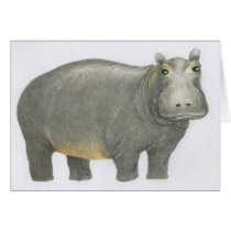 Basic Hippo Card