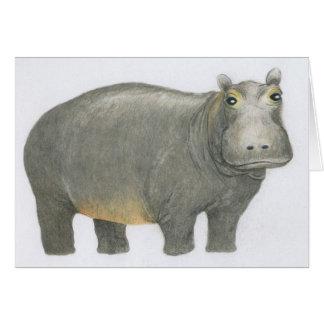 Basic Hippo Cards