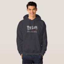 Basic Hooded Sweatshirt - The Left, Defined...