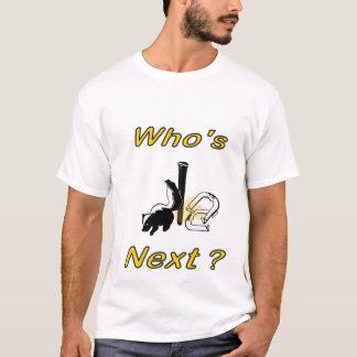 Basic HorseShoes Tee- Who's Next T-Shirt