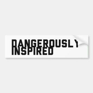Basic Inspiration Sticker Car Bumper Sticker