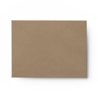 Basic Kraft Paper A2 Envelope