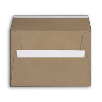 Basic Kraft Paper A7 Envelope