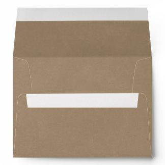 Basic Kraft Paper A7 Envelope