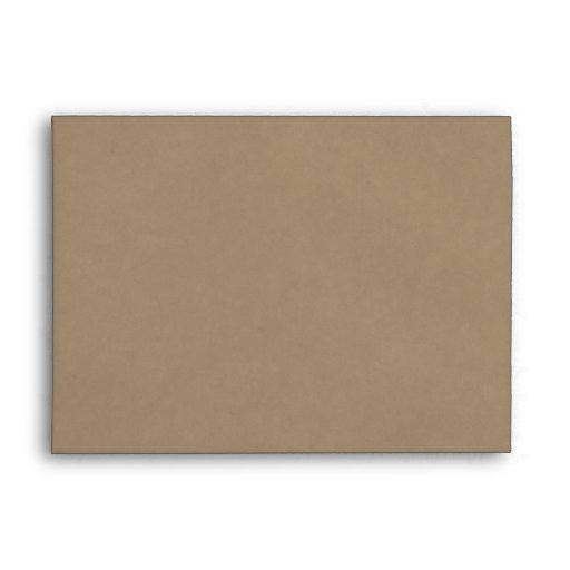 Wedding Invitation Envelope for luxury invitation design