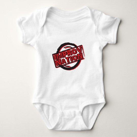 Basic Logo Baby Bodysuit