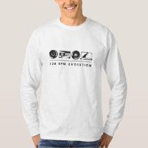 Basic Long Sleeve - Black 128 BPM T-Shirt