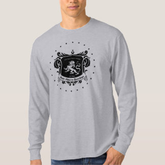 Basic Long Sleeve Sonic Chimera Recordings T T-Shirt