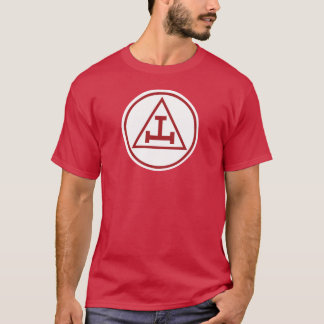 BASIC MASONIC ROYAL ARCH T-Shirt
