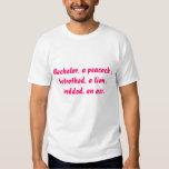basic men t-shirt epigram