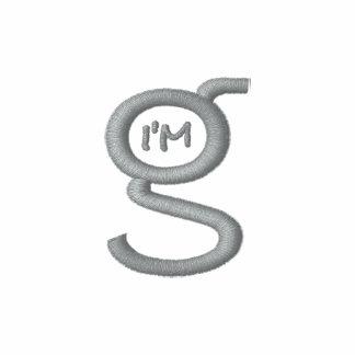 Basic Navy Zip Hoodie w Grey Logo