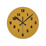 Basic Numeral Clock