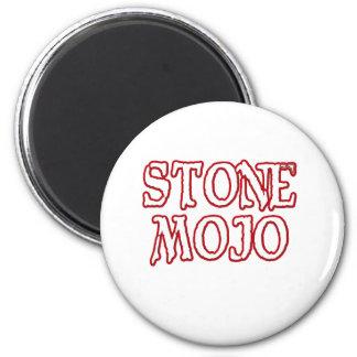 Basic Official Stone Mojo Logo Magnet