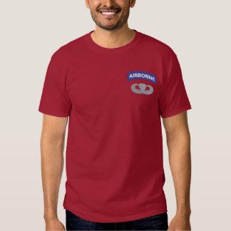 Basic Parachutist Airborne T-shirts