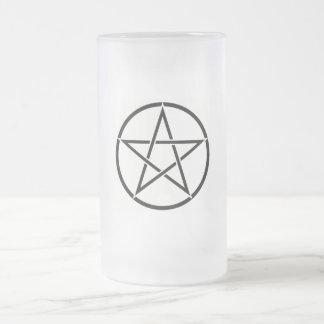 Basic pentacle Mug & Glass
