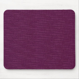 Basic Plum Mouse Pads