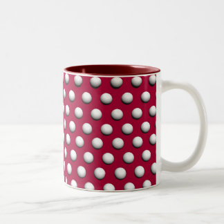 Basic Polka Dot Mug