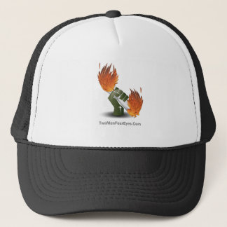 Basic Rebel Regalia Trucker Hat