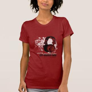 Basic Red T-Shirt Women - Customized
