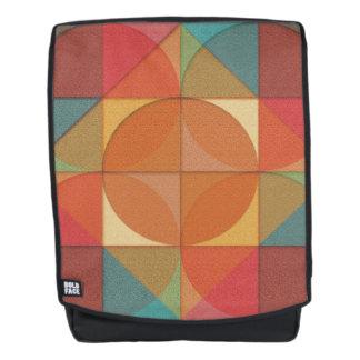 Basic shapes backpack