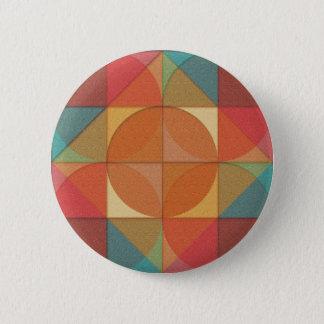 Basic shapes pinback button