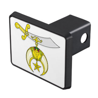 BASIC SHRINER TOW HITCH COVER