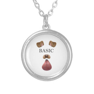Basic Silver Plated Necklace