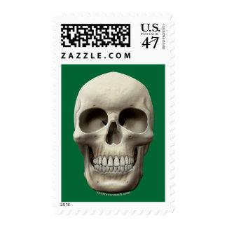 Basic Skull Postage