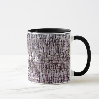 Basic Slate, Your Text Here Mug
