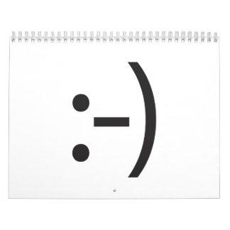 basic smiley.ai calendar