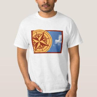 Basic  Stencilled T T-shirt