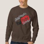 Basic Suéter Pullover Sweatshirt