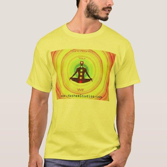 "Basic T-Shirt ""Chakra"""