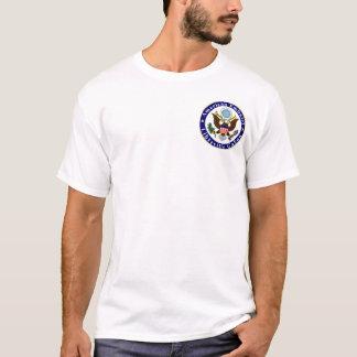 Basic t-shirt; Emb LBV; 2 coconuts signs, no text T-Shirt