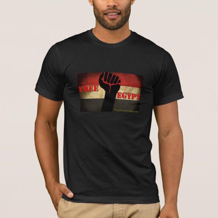 """Basic T-Shirt """"Free Egypt"""""""