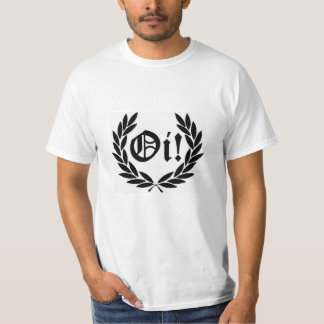 Basic t-shirt Skinhead Oi!