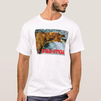 Basic t-shirt Wild Style