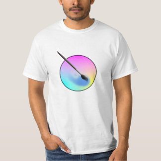 Basic T-shirt with Krita icon!