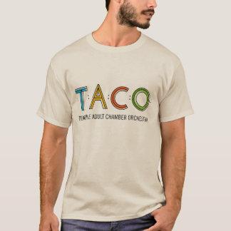 Basic TACO T-Shirt, Sand T-Shirt