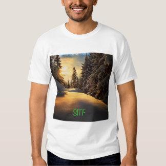 Basic tee-shirt for man, White T-shirt
