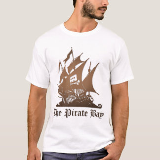 Basic The Pirate Bay Shirt
