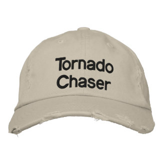 Basic Tornado Chaser Hat