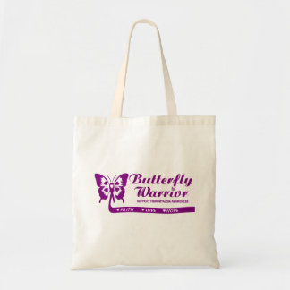 Basic Tote Bag Butterfly Warrior