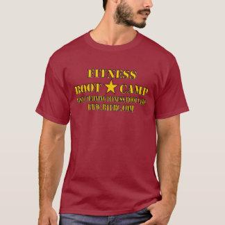 BASIC TRAINING FITNESS BOOT CAMP T-Shirt
