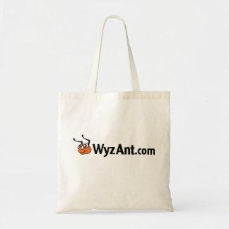 Basic WyzAnt com Tote Shopper Teacher Bag