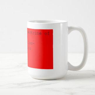 BAsics 5:14 mug