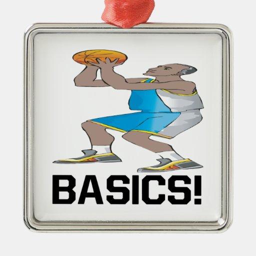 Basics Ornament