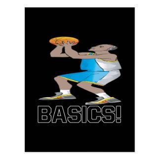 Basics Postcard